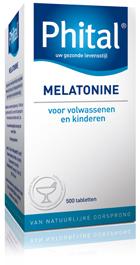 Verpakking Melatonine